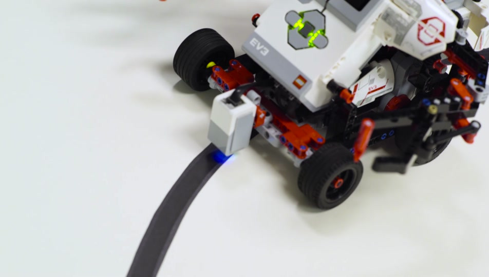 engineering projects using lego mindstorms